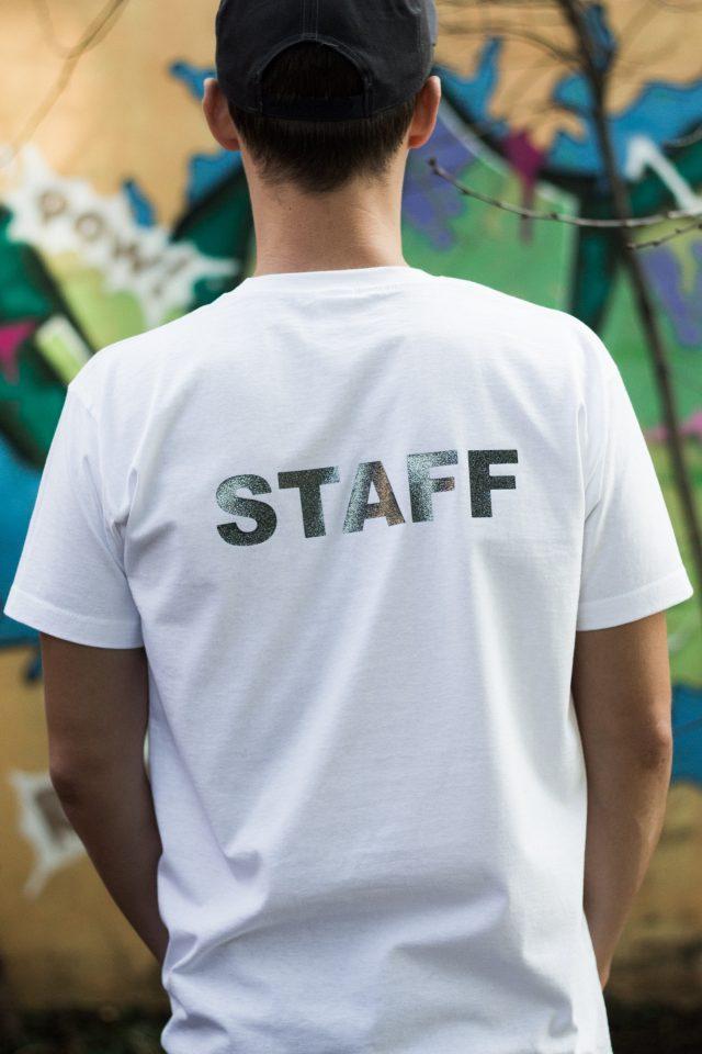 """Tricou """"STAFF"""""""