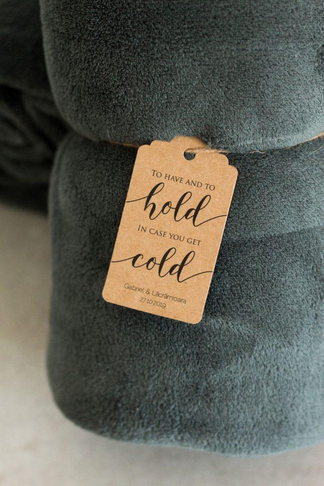 Tags pentru pături